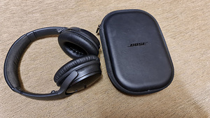 Наушники bose QuietComfort 35 II Black BT