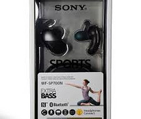 Sony WF-SP700N Bluetooth black, новые