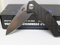 Нож Zero Tolerance 0770 Carbon Fiber M390 limited edition