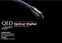 QED Performance Optical Digital