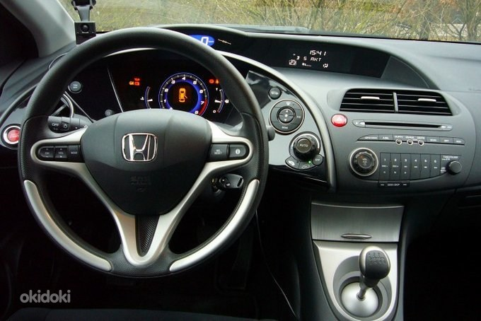 Honda Civic (foto #3)