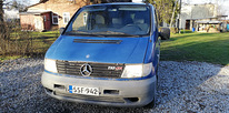 MB VITO 2002 DIISEL 9 мест