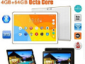 "10"" inch Tablet Android 7.0 4Gb 64Gb 3G 4G LTE Dual"