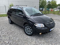 Chrysler Grand Voyager Stow&Go