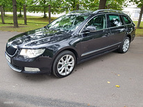 Autorent - Skoda Superb