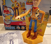 Woody model KIT, kokkupandav Woody
