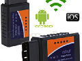 ELM WiFi OBD2 / OBD V1.5 scanner iPhone iOS Android, новый