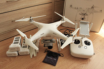 DJI Phantom 3 Advanced комплект