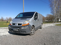 Renault Trafic 1.9d 74kW 2005., 2005
