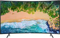 "55"" Samsung UHd 4K Curved Smart TV"