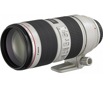Canon 70-200mm II IS f/2.8