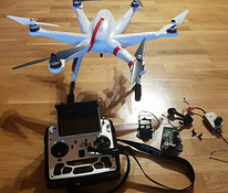 Drone Walkera Hexacopter with gps Tali H500