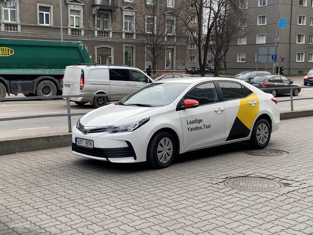 Taxi Tallinn