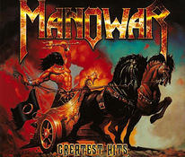 Manowar ‎– Greatest Hits 2CD