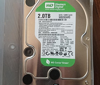 HDD Western Digital 2.0TB