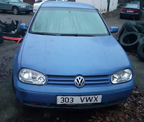 VW Golf 4 1.4i 55 KW '98