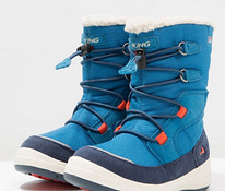 Talvesaapad VIKING TOTAK GTX blue/red gore-tex