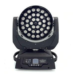 400W zoom RGBW LED Moving Head Licht DMX512