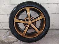 Mangels Futura Gold Edition R17 valuveljed