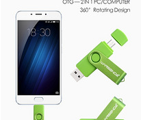 32GB usb flash drive pc/mac for android