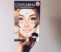 Bellapierre Cosmetics - Contouring and Highlighting Kit