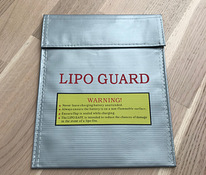 Uus Fireproof Safety Bag Li-Po akule