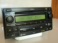 Toyota Hilux hiace T3800 raadio cd MP3 PZ476-002