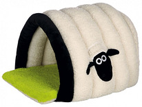 Lemmiklooma magamiskoht Shaun the Sheep cuddly cave