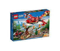Lego City Fire Plane 60217, uus