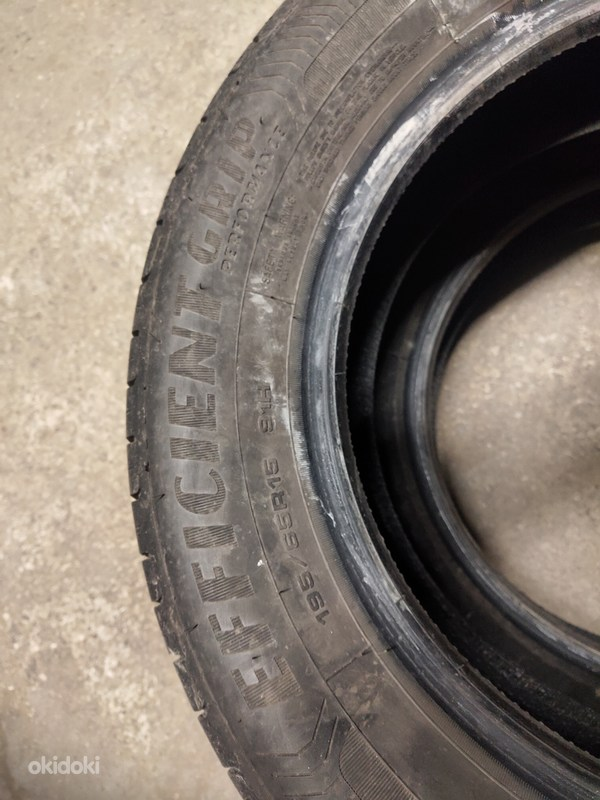 Goodyear Efficientgrip Performance 195/65/R15 2шт (фото #2)