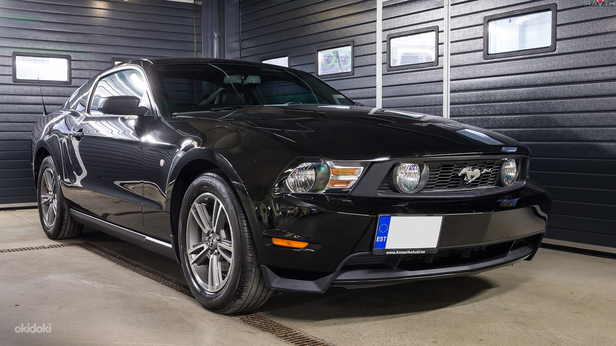Ford mustang for rent (foto #3)