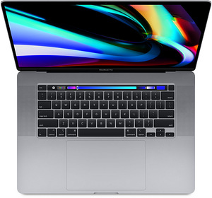 Новый Apple MacBook Pro 16'' (512 GB) space gray
