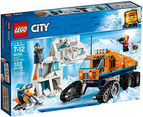 LEGO City Polaarskaudi veok 60194