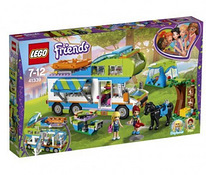 LEGO Friends Mia autosuvila 41339