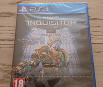 PS4 WARHAMMER 40000 Inquisitor MARTYR (UUS)