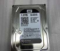 HDD 1TB WD Black