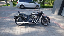 Yamaha XV 1700 Road Star Warrior