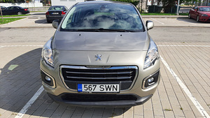 PEUGEOT 3008 1.6HDI AT6 AUTOMAAT DIISEL