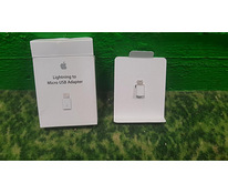 Apple Lightning to Micro USB Adapter (б/у)