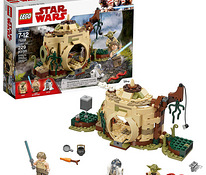 Lego Star Wars Yoda Hut