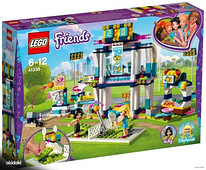 Uus Lego Friends 41338 Stephanie's Sports Arena: 460 osaline