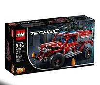 Uus avamata Lego auto Technic 42075 First Responder 513 pc