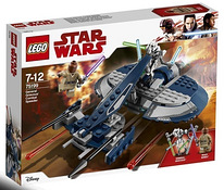 Uus Lego 75199 Star Wars General Grievous' Combat Speeder