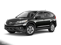 Autorent Honda CR-V 2014 automaat Executive