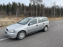 Opel astra 2.0 74 kw, 2001