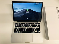 Macbook Pro 13.3 Retina, i5 2,6Ghz, 8GB RAM, 256GB SSD, 2014