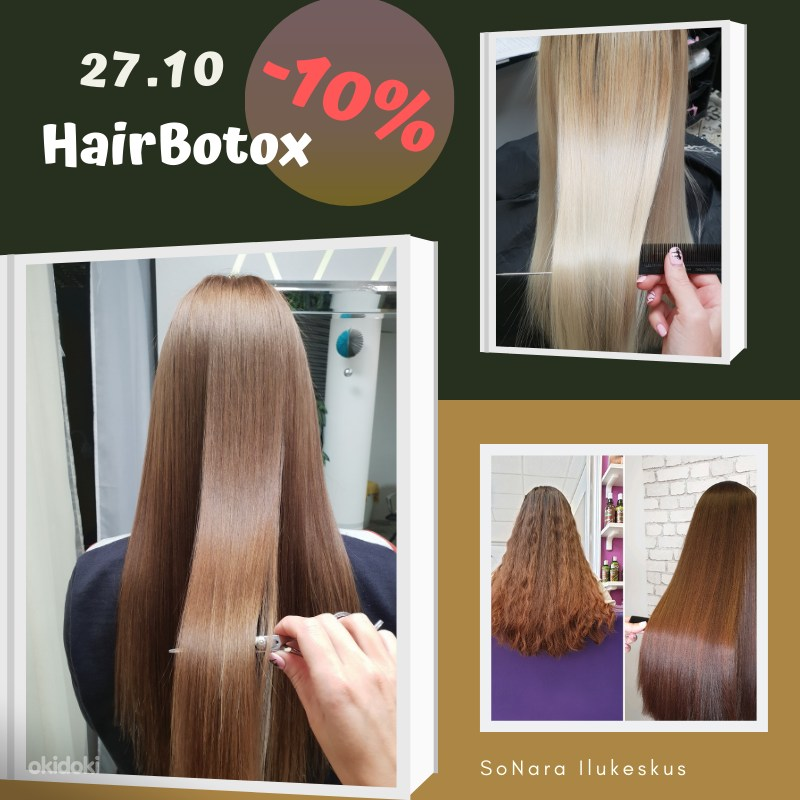 HairBotox -10% (фото #1)