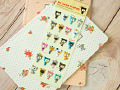 My Little Friends puffy cartoon animal stickers