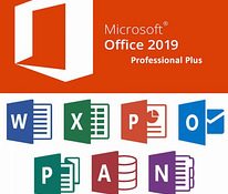 Office 2019 Professional Plus aktiveerimis võti