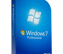 Microsoft Windows 7 Professional Litsents